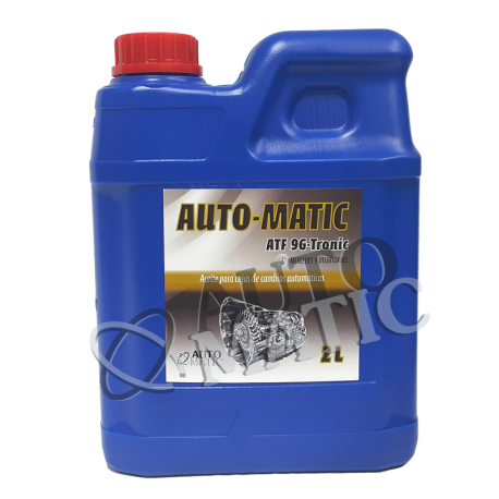 Aceite ATF Mercedes 9G-TRONIC  2L